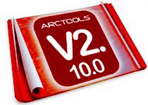 Arctools New Release V2. 10.0
